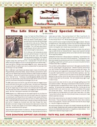 Read the Spring 2014 Newsletter