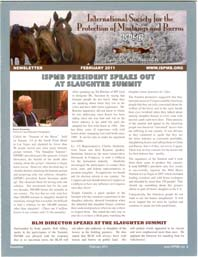 Read the February 2011 Newsletter